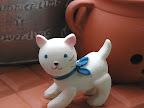 ガーデンアクセサリー:猫シリーズ02