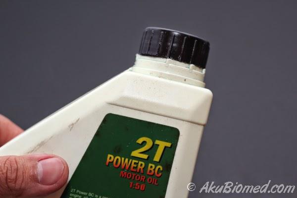 minyak 2T