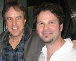 Al got Kevin Nealon!  You gotta love playing in LA!