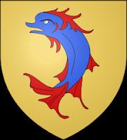 Blason Dauphiné origine