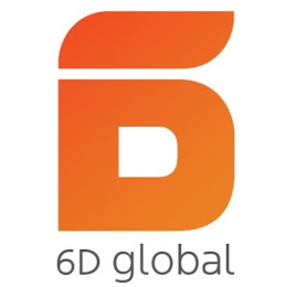 6D Global Technologies logo