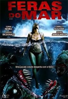Assistir Filme Online Feras do Mar Dublado