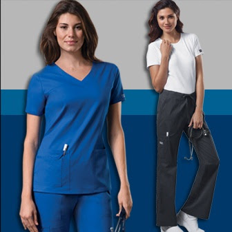 Authentic Marcus discount medical uniforms