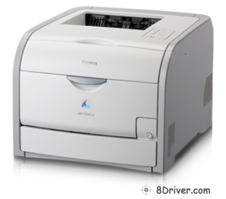download Canon LBP7200Cd/7200Cdn Lasershot printer's driver