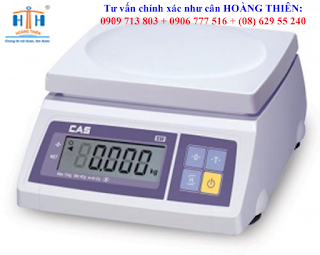 cân điện tử nhỏ cas sw-ic 10kg 20kg