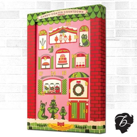 Benefit Advent Calendar 2014 sneak peek and contents.