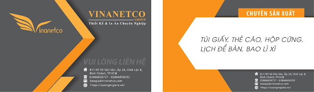 Template name card - Code : namecard095