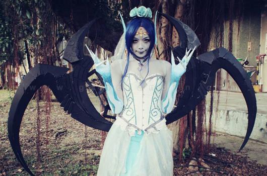 Đón Halloween sớm với Morgana Oan Hồn Cô Dâu - Ảnh 8