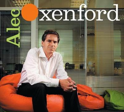 Alec Oxenford, CEO de OLX
