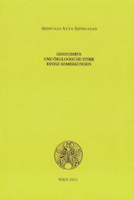 [Srinivasan: Hinduismus und ökologische Ethik, 2014]