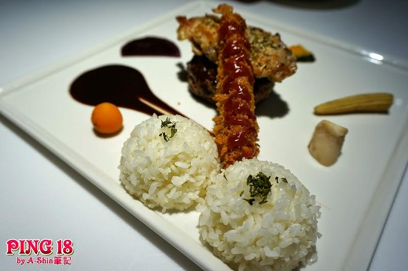 DSC06477 - 【熱血採訪】Ping 18 Bistro 新日法輕食| 異國料理推薦,有聽過Ping18嗎?跟我一起來大墩18街吃美食~(已歇業)