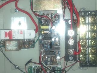 Hình ảnh board mạch điều khiển SCR cho máy hàn lưới tự động tại tpHCM