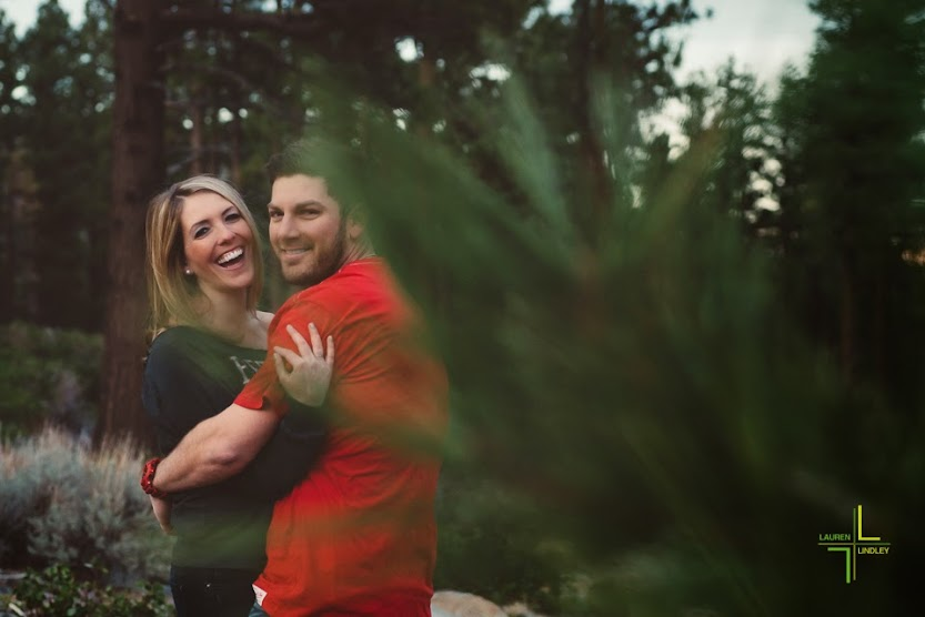 Galena Creek Engagement Session