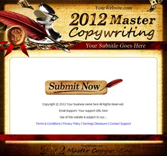 Sales Page | Master Copywriting