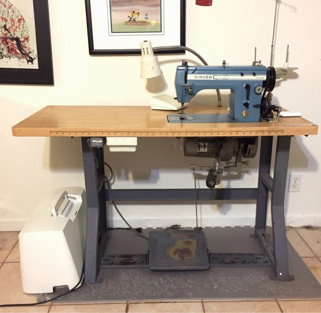 Geek Girl Crafts Podcast Episode 40 Tools Of The Trade Buying A Cool How Much Is Industrial Sewing Machine