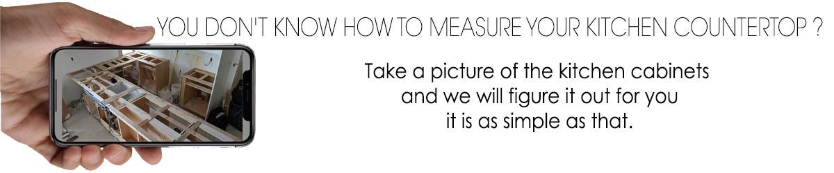 Measure Countertops