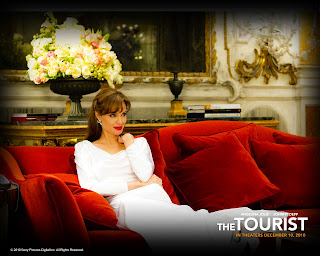 The Tourist  2010 Wallpapers