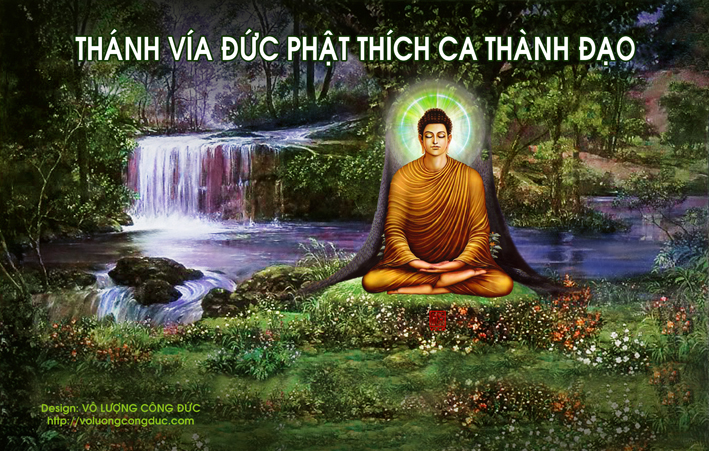 Tranh-Duc-Phat-Thich-Ca-Thanh-Dao-voluongcongduc.com