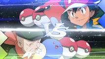 ¡Combate en el Gimnasio Témpera! ¡¡Frogadier VS Gogoat!! Pokémon XY