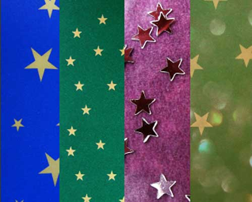 christmas star texture pack