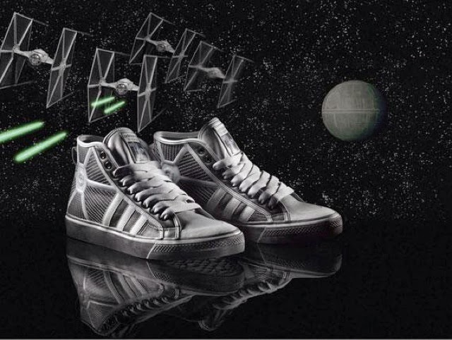 1b4fb3e79da The Kool Kicks Appreciation Society  Adidas Nizza High (Tie Fighter)