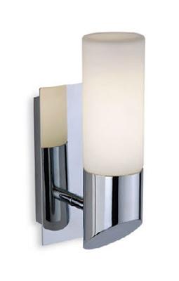 Firstlight 6113CH - Splash Single Bathroom Wall Light(energy saving Splash Wall Lamp)