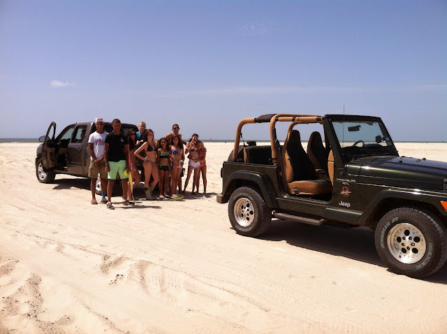 Jeeps and nude girls