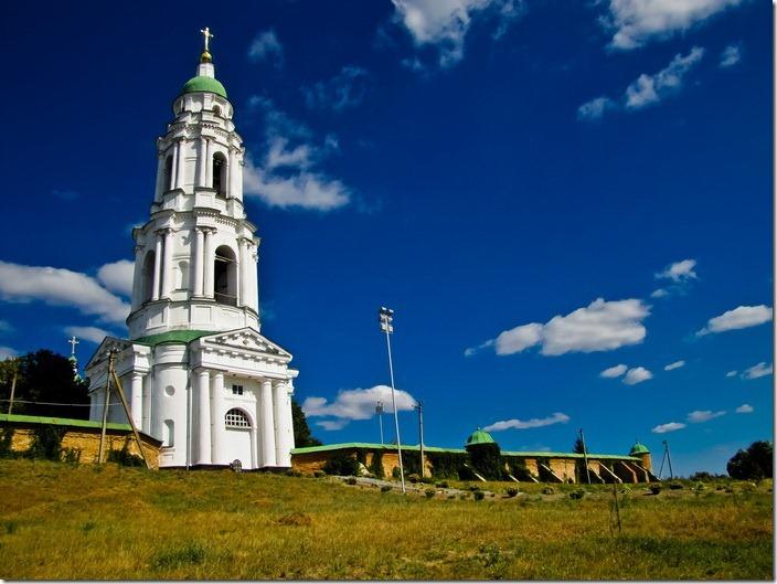 Мгарский монастырь, InGreen