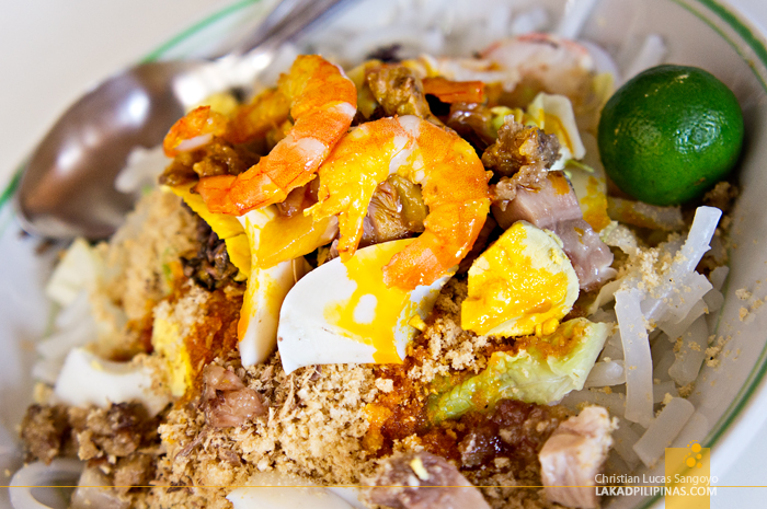 Norma's Special Pancit Malabon or Lug-Log