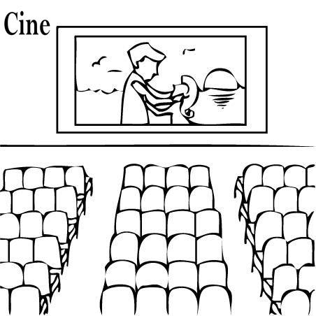 Dibujos de cine para colorear  Imagui