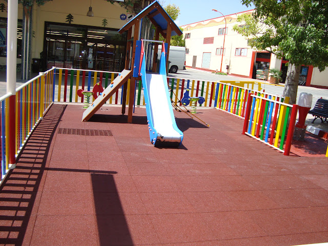 parque infantil seguro