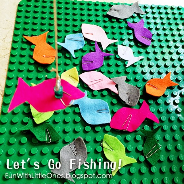 Fun with little ones diy craft let 39 s go fishing for Let s go fishing xl