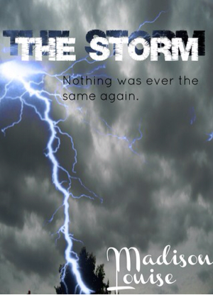 The Storm blog tour: Interview with Madison Louise and giveaway!