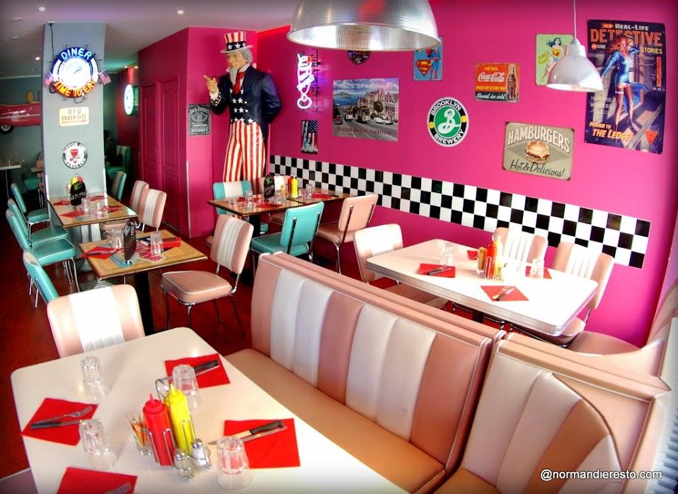 Le Whoopies Amecian Diner au Havre