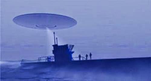 Underwater Ufo Bases In The Solomon Islands