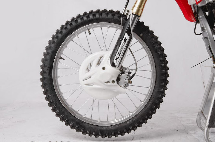 250cc XZR Dirt Bike Front Wheel