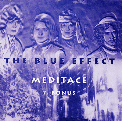 the Blue Effect ~ 1970 ~ Meditace