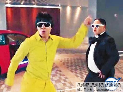 阿 Lo鬥跳 <br><br>林曉峰同錢國偉在車場鬥舞,結果跳輸駕車離場,劇情抄足原版。