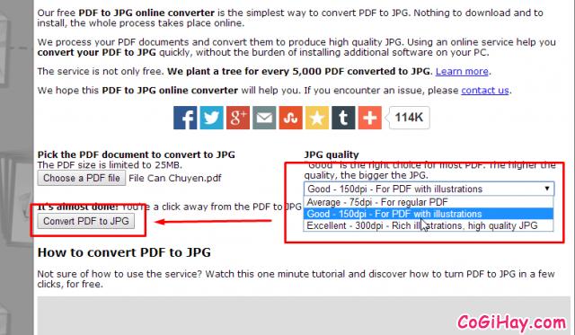 chuyển file pdf thành hình ảnh