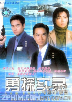 Cảnh Sát Hình Sự - Law Enforcers (2001) Poster