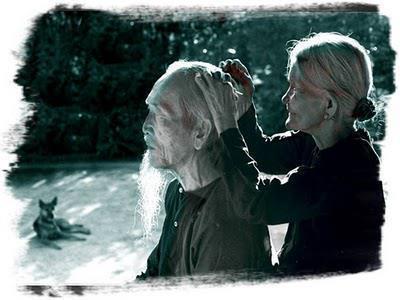 Thơ vợ chồng già