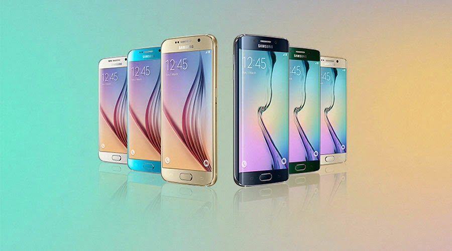 The new Samsung Galaxy S6 and S6 Edge is not water resistant