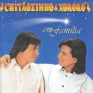 Download   CD Chitãozinho e Xororó   Em Familia