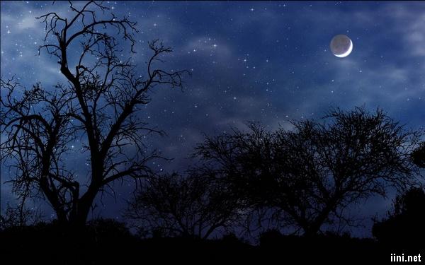 ảnh trăng khuyết