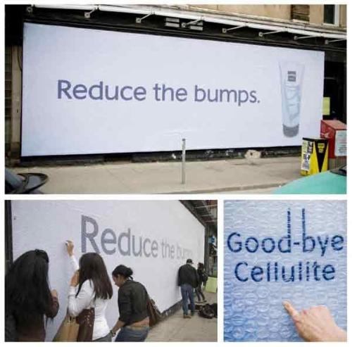 Реклама средства от целлюлита