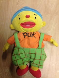 Spiksplinternieuw Puk het kinderdagverblijf vriendje | MrsKeunings VT-81