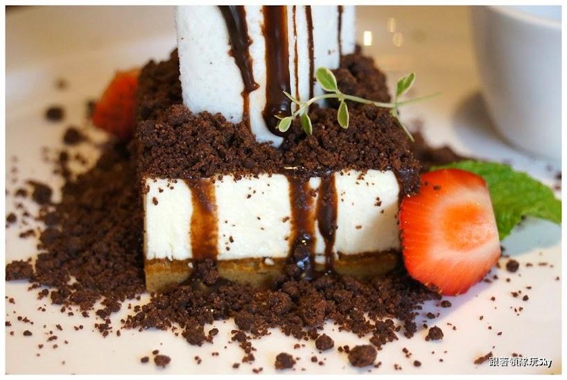 台北美食推薦-大安區雪糕下午茶【C.C.KISS Coffee&Cake】