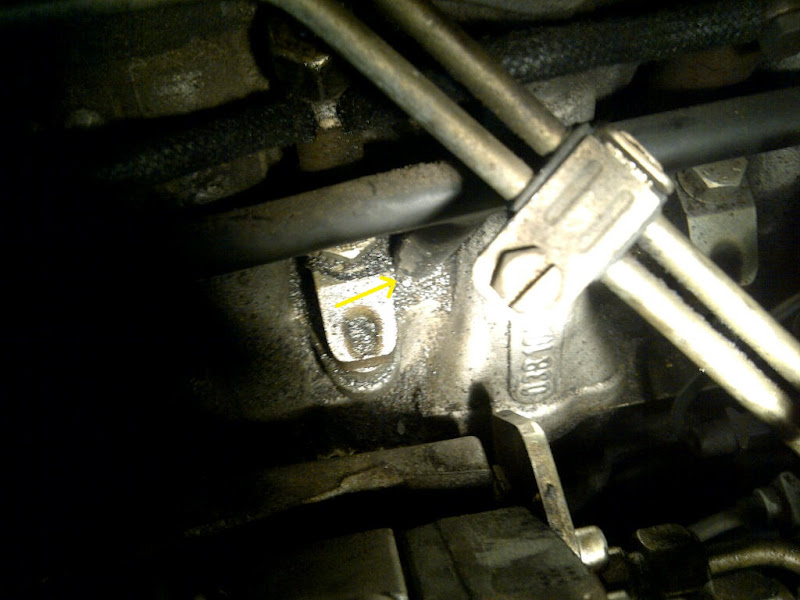 Glow Plug leaking? - TDIClub Forums