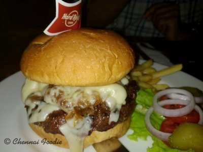 Hard Rock Cafe, Bangalore