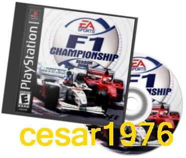 Descargar juego de formula 1 2000